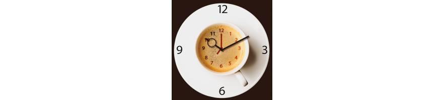 Pendule de cuisine horloge murale de cuisine boutique for Pendule murale de cuisine