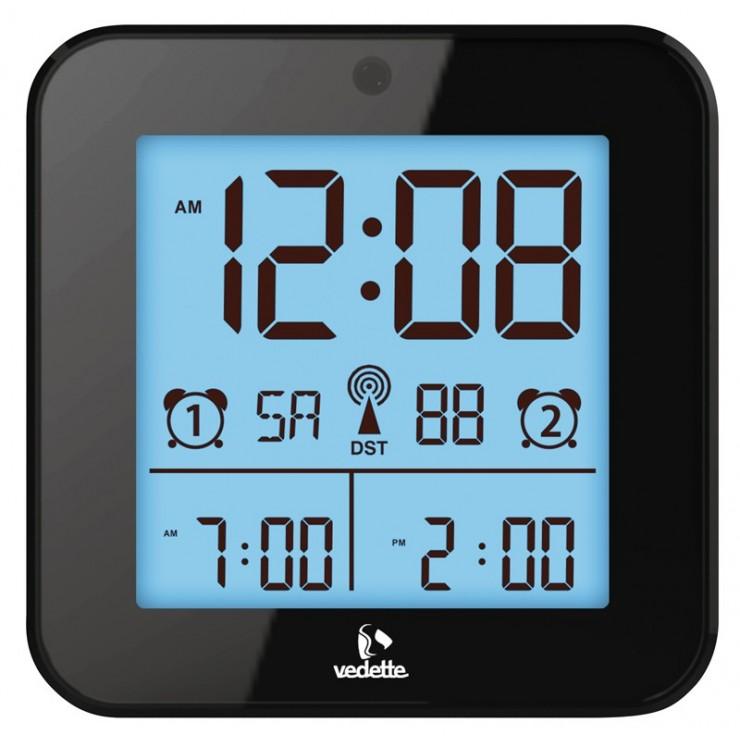 REVEIL VEDETTE LCD - VR30064