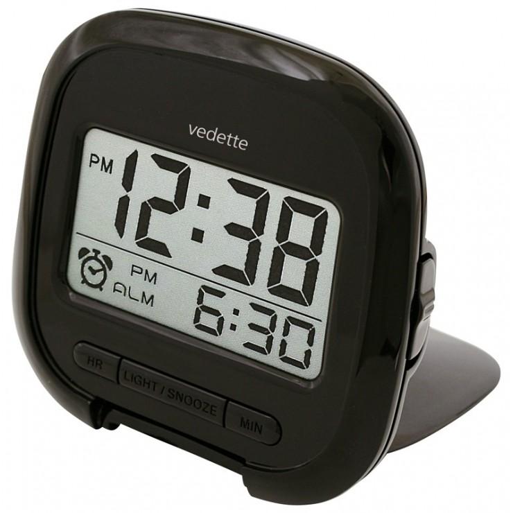 REVEIL VEDETTE LCD DE VOYAGE - VR30060