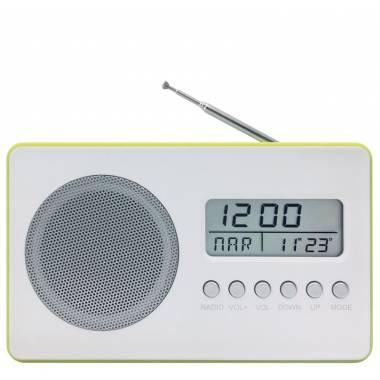 RADIO REVEIL LED VEDETTE - VR30066
