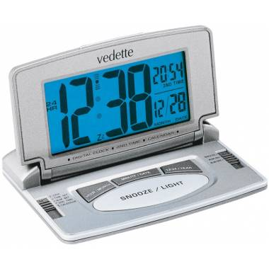 REVEIL VEDETTE DE VOYAGE LCD - 558808427