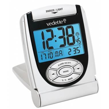REVEIL VEDETTE DE VOYAGE LCD - 558.8132.11