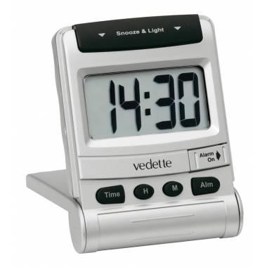 REVEIL VEDETTE DE VOYAGE LCD - 558.8103.11