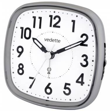 REVEIL RADIO PILOTE VEDETTE LCD - VR40005