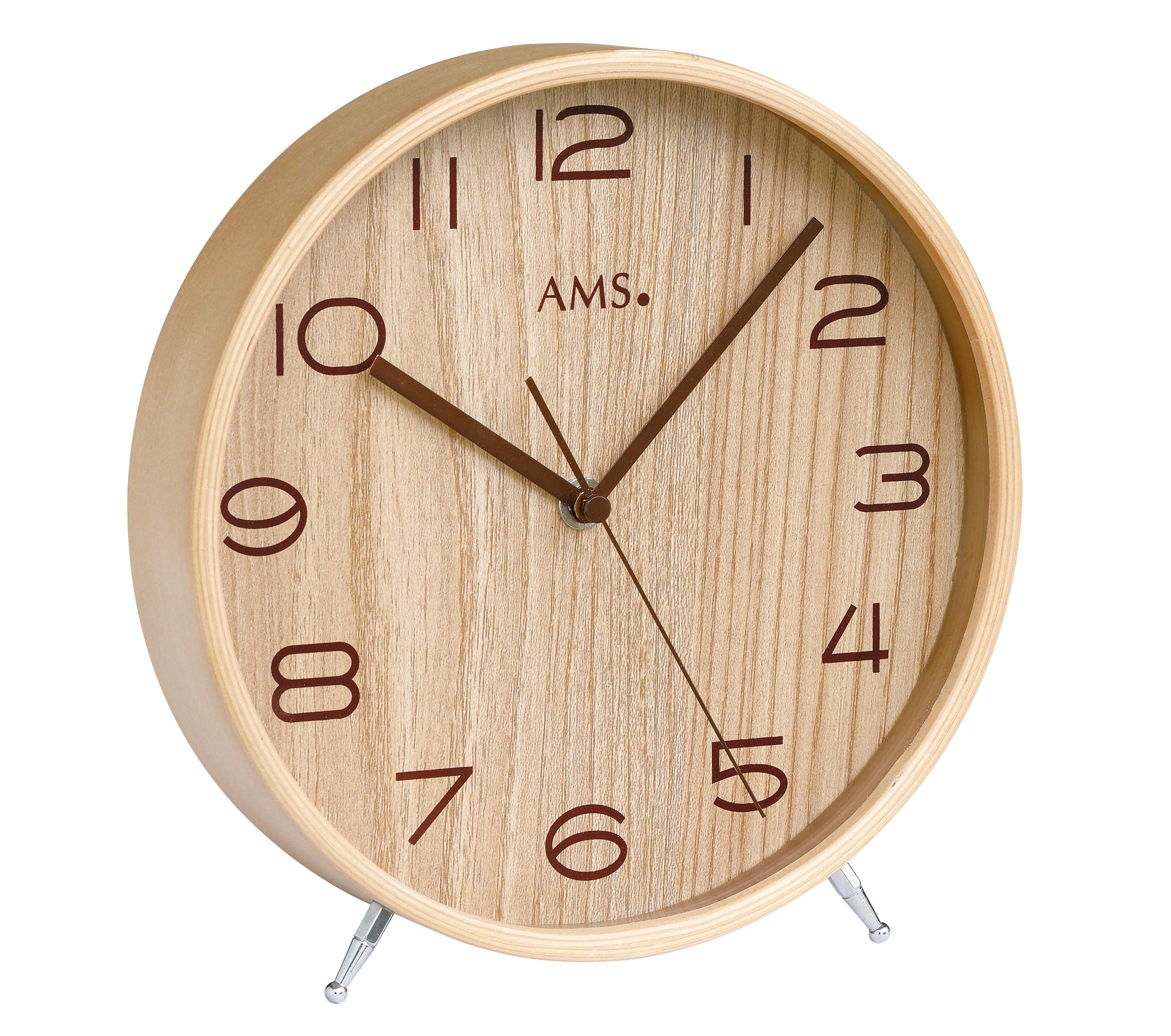Trend Horloge Salle De Bain Bois