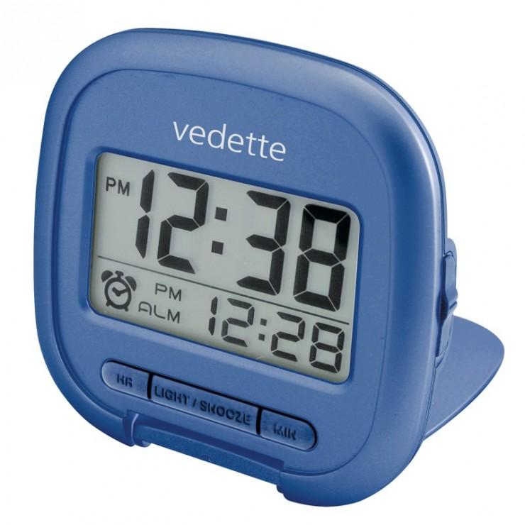 REVEIL LCD DE VOYAGE VEDETTE - VR30081