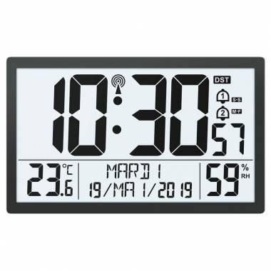 Pendule Fonctionnelles LCD - VP30004