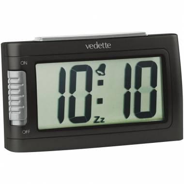 REVEIL RADIO PILOTE VEDETTE LCD - 558.8123.11