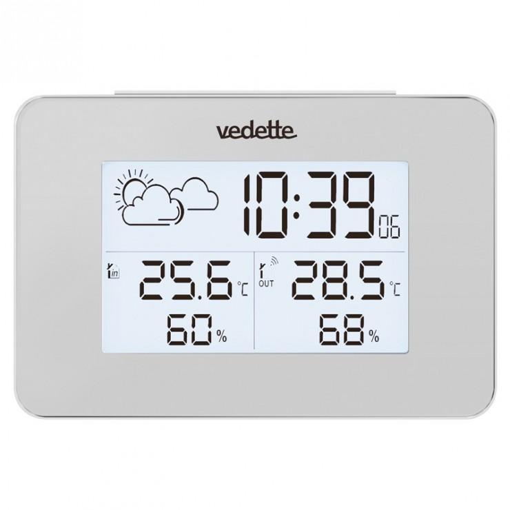 REVEIL VEDETTE LCD - VR30083