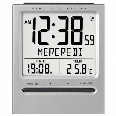 REVEIL VEDETTE LCD STATION METEO - VR30082