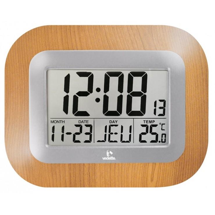 Pendule Fonctionnelles LCD - 73