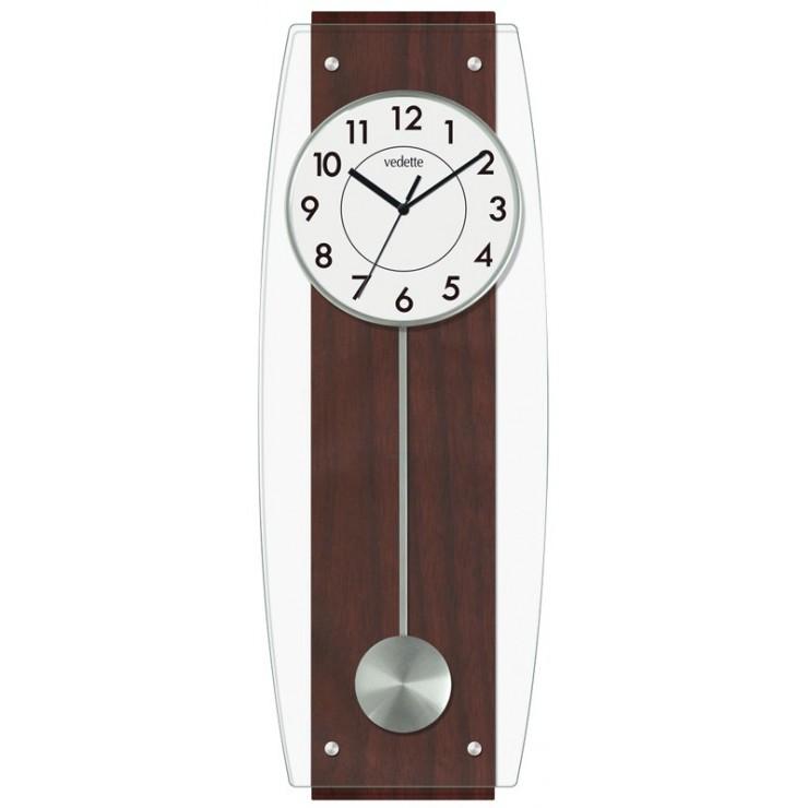 Pendule Quartz Moderne - 77