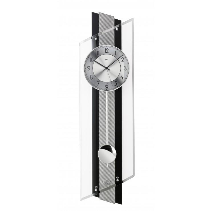 pendule-murale-balancier-verre-radio-pilotee-5219