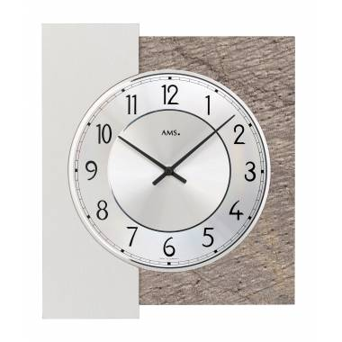PENDULE DESIGN QUARTZ - 9580