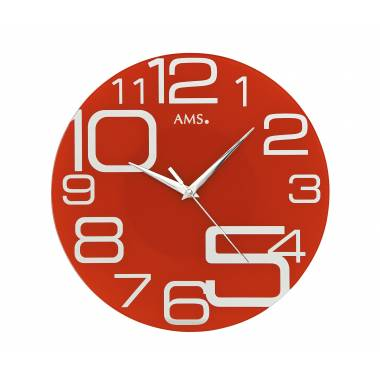 PENDULE AMS DESIGN QUARTZ - 9462