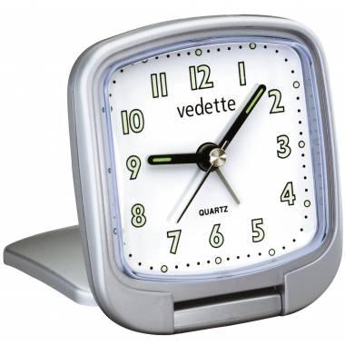 REVEIL VEDETTE ANALOGIQUE DE VOYAGE - 204.1014.11