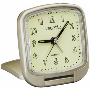 REVEIL VEDETTE ANALOGIQUE DE VOYAGE - 204.1014.07