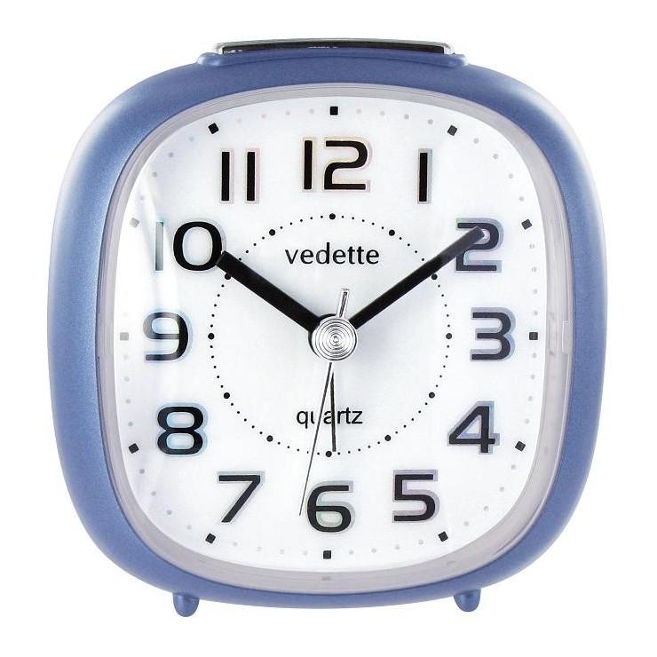 REVEIL QUARTZ SILENCIEUX VEDETTE - VR10037