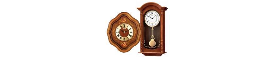 Horloge murale carillon