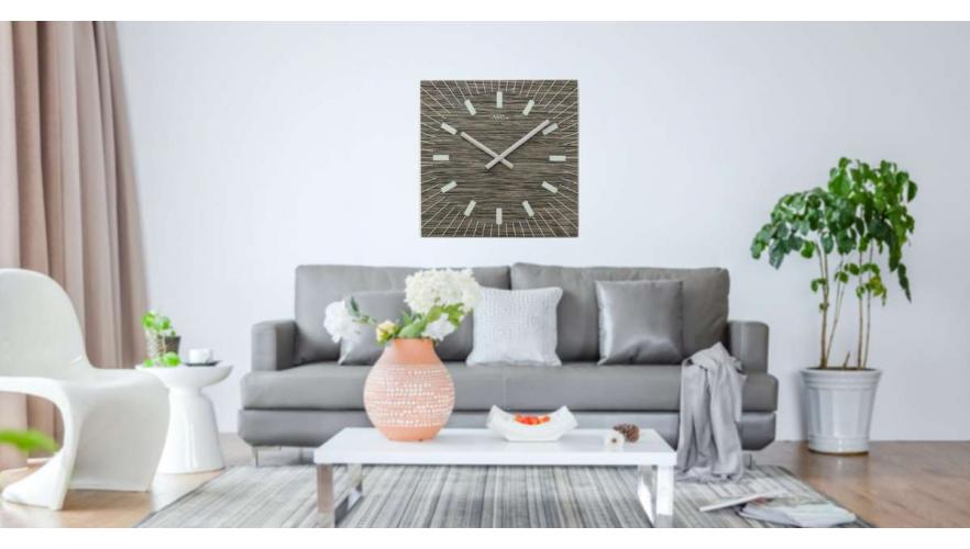 Pendule murale  : habillez vos murs en fonction de votre pièce