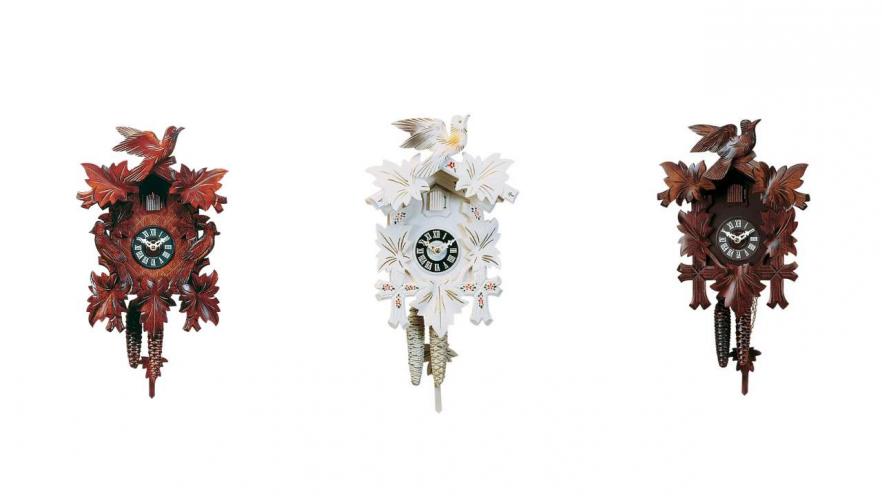 Horloge coucou : la tradition centenaire en provenance de la Forêt noire